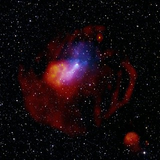 Supernova Experiences 'Internal Conflict' (NASA, Chandra, 10/05/10) | by NASA's Marshall Space Flight Center