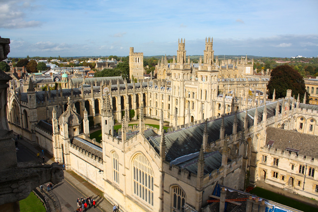University College Oxford Ray Musix Room
