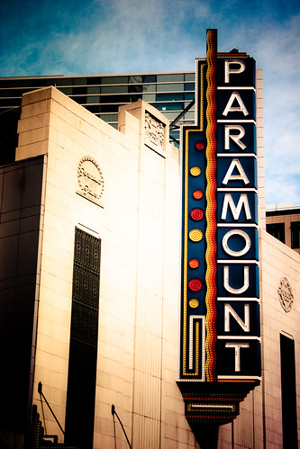 Paramount Theatre | by TooMuchFire