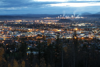 Prince George, BC | by Dan Stanyer (Northern Pixel)