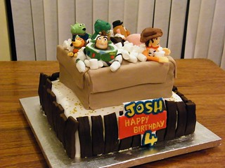 Toy Story cake | by Eldriva