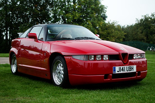 Alfa Romeo SZ ES30 | by FurLined
