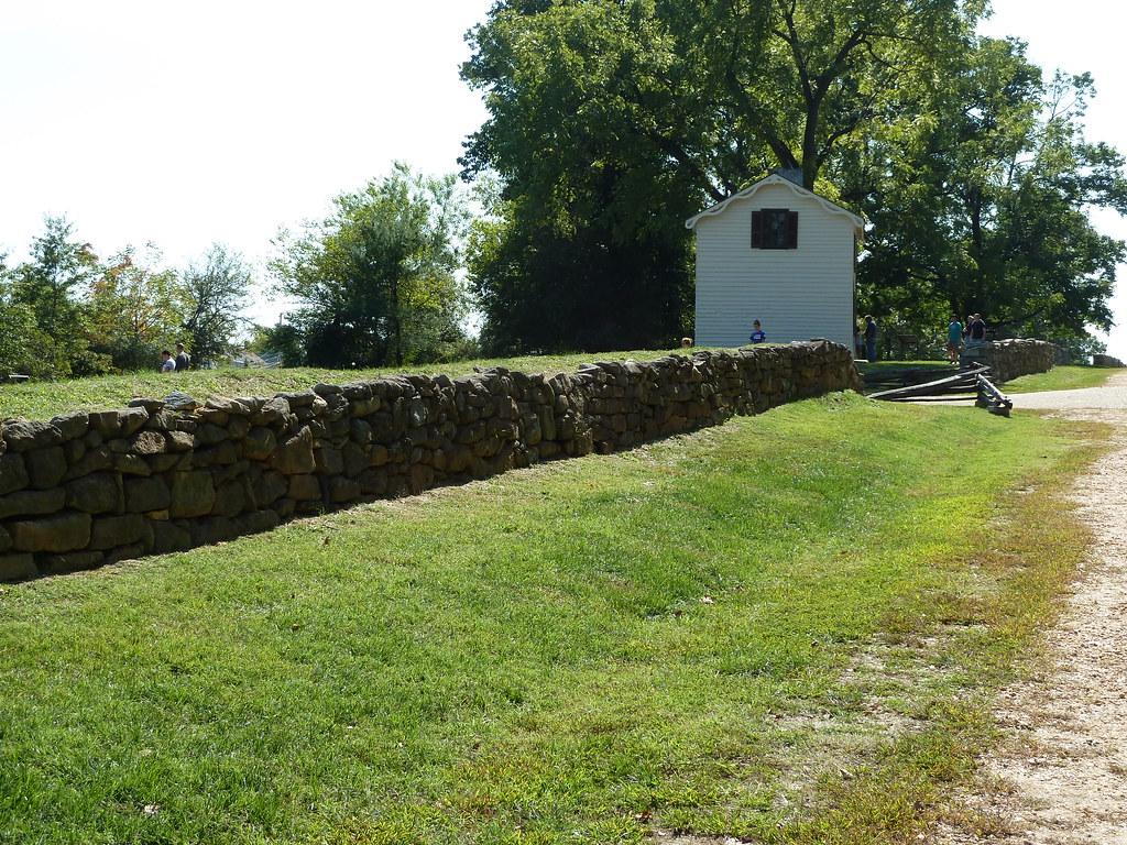 Fredericksburg Va Jobs Sunken Road Fredericksburg Va National Battlefield Slaughter Pen Farm