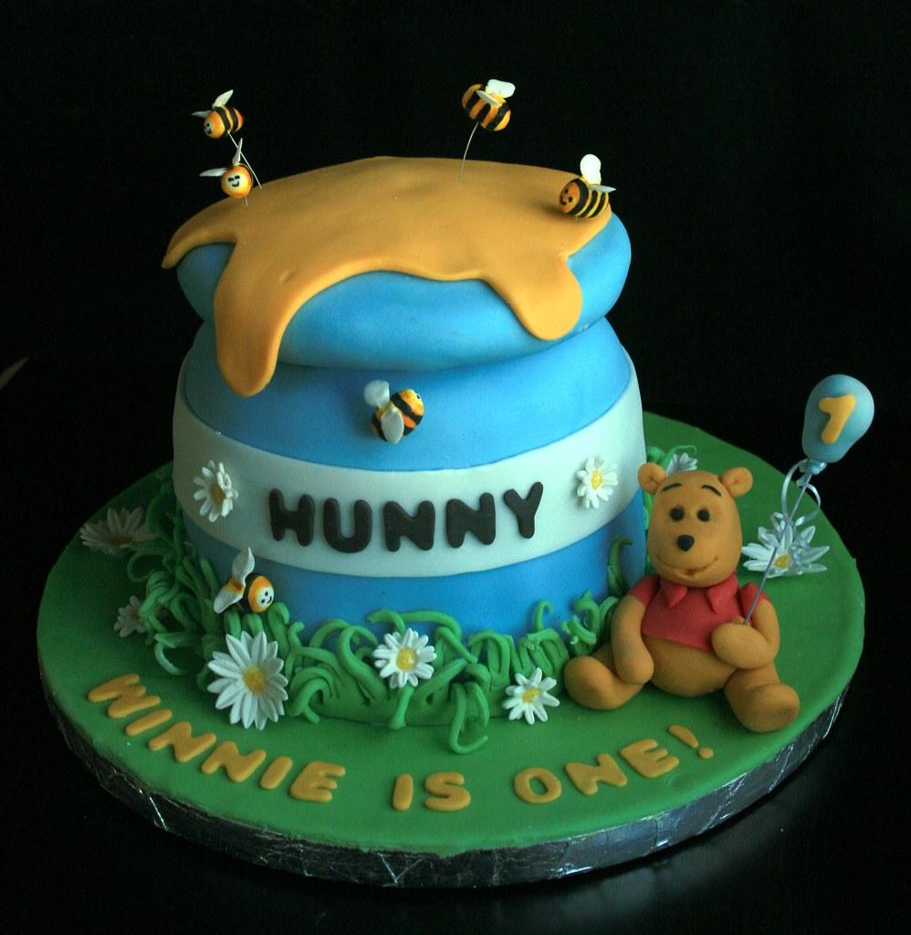 First Birthday Cake Pan