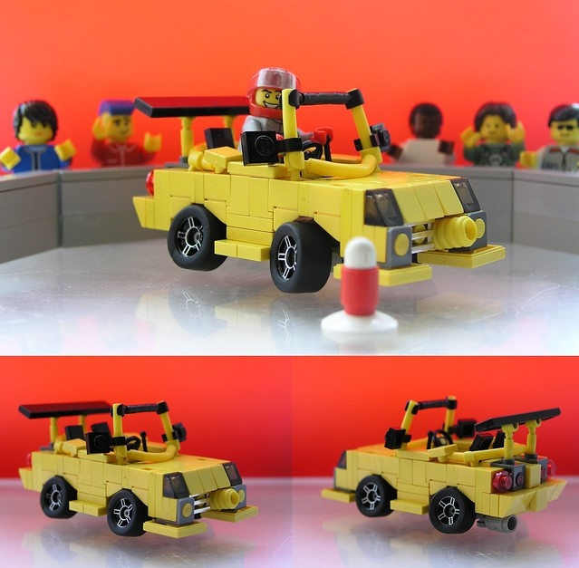Lego Cars Bikes Flickr