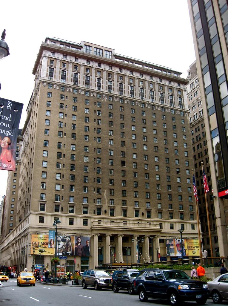 Hotel Pennsylvania Herald Square Hotel Pennsylvania