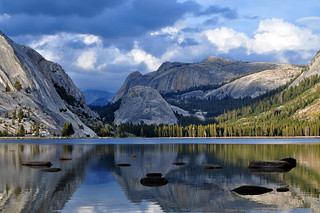 Tenaya Lake, Yosemite National Park | by JulieAndSteve
