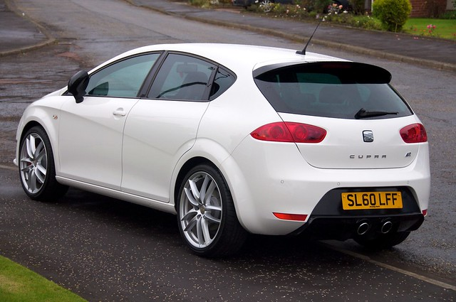 2010 seat leon cupra r craig 39 s 2010 fully loaded seat. Black Bedroom Furniture Sets. Home Design Ideas