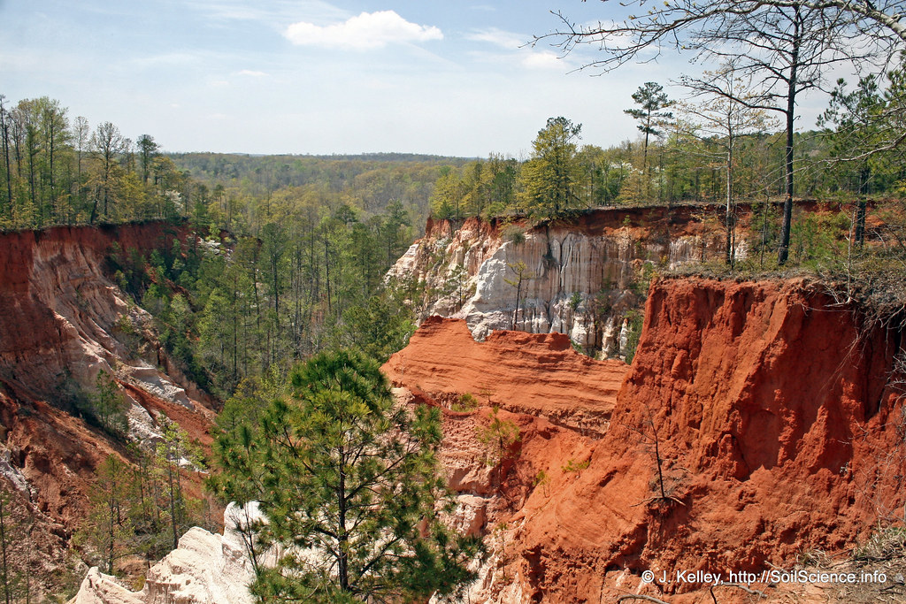 Providence Canyon | Flickr