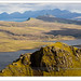 Cuillins - Red Hills from Old Man of Storr