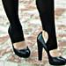 stirrup tights from american apparel+calvin klein heels