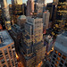 Late Afternoon over Midtown Manhattan, New York City