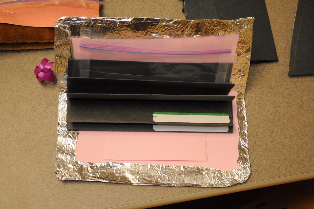 Design Thinking Wallet Prototype Designed To User