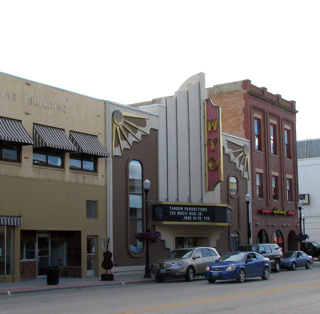 the wyo theater in sheridan wyoming flickr photo sharing