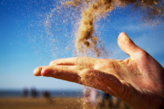 Throwing Sand | by kirberich