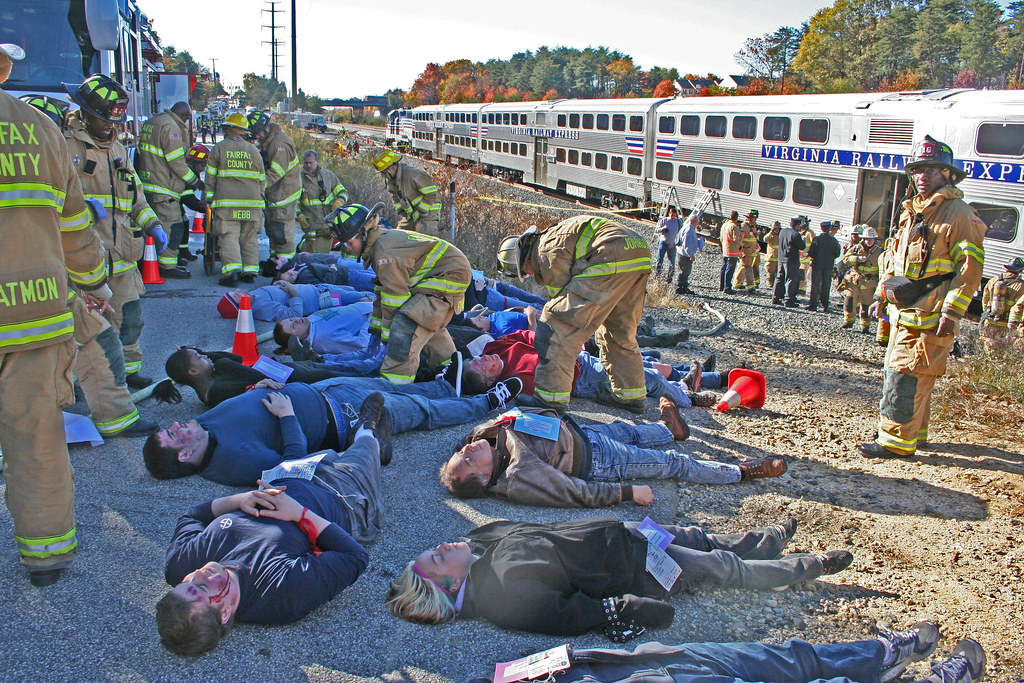 vre disaster exercise nov  13  2010   u0026quot victims u0026quot  triage