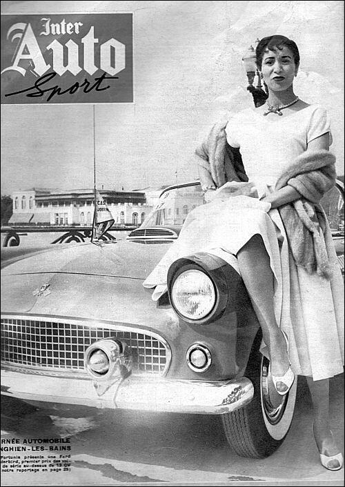 The 1950s concours d 39 l gance d 39 enghien les bains flickr for Enghien les bain