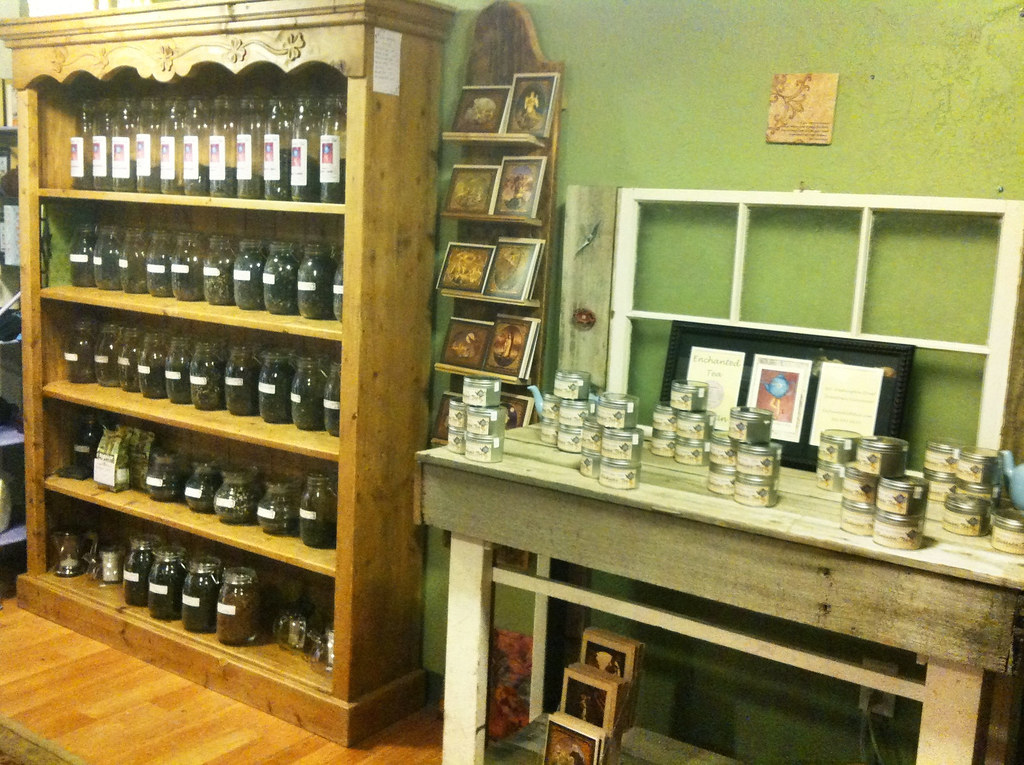 Enchanted Tea Room Cheltenham
