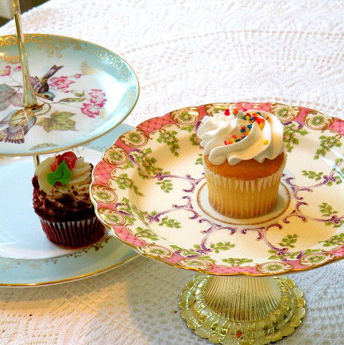 Tiered Cake Stand Wood
