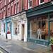 John Simons new shop, Chiltern Street, London W1.