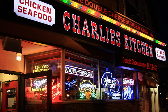 charlies kitchen harvard square cambridge ma by cityrover cityroverwalkscom - Charlies Kitchen
