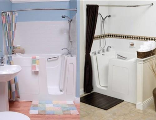 Walk In Bathtub 2 Installed Tubs Walk In Bathtub King Of Tubs Flickr