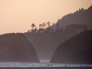 Sunset at Cannon Beach, OR | by lreed76