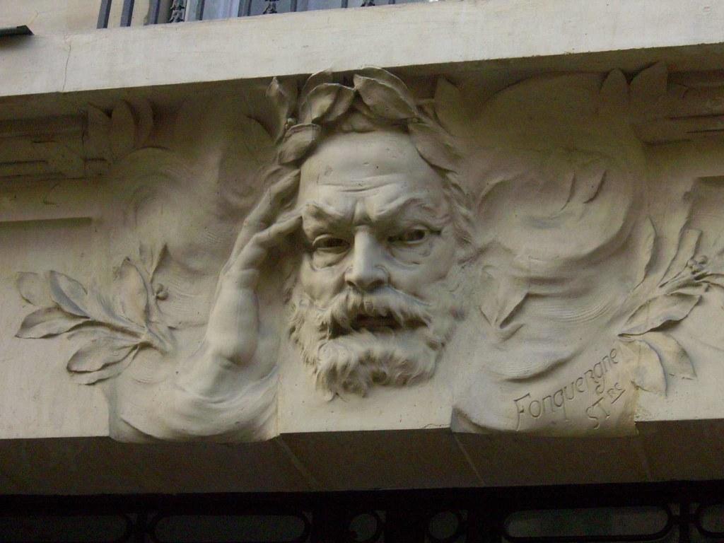 124 avenue victor hugo paris xvi immeuble prim au concou flickr - Victor hugo paris 16 ...