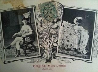 Original Miss Leona elastic lady | by smokey lace