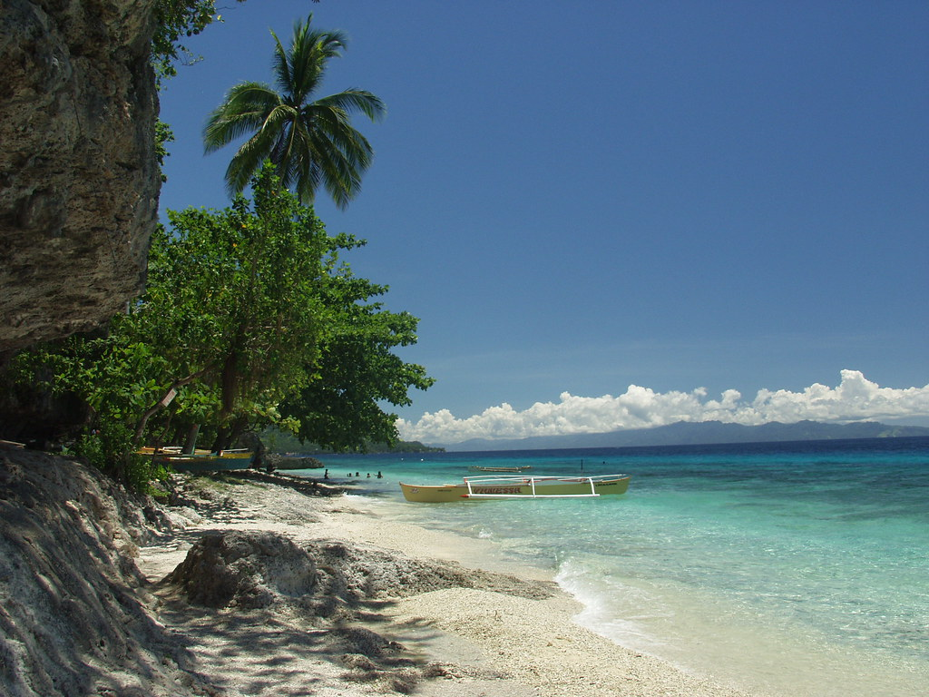 Tangkaan Beach Padre Burgos Southern Leyte Philippines Flickr