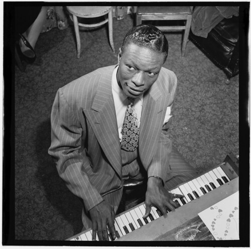 [Portrait of Nat King Cole, New York, N.Y., ca. June 1947] (LOC) | by The Library of Congress