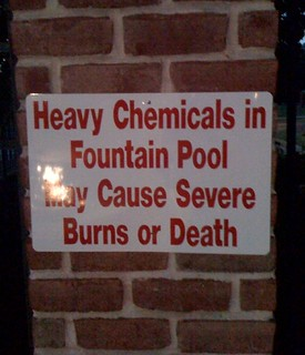 Warning: This pool contain dihydrogen monoxide! | by passiveaggressivenotes