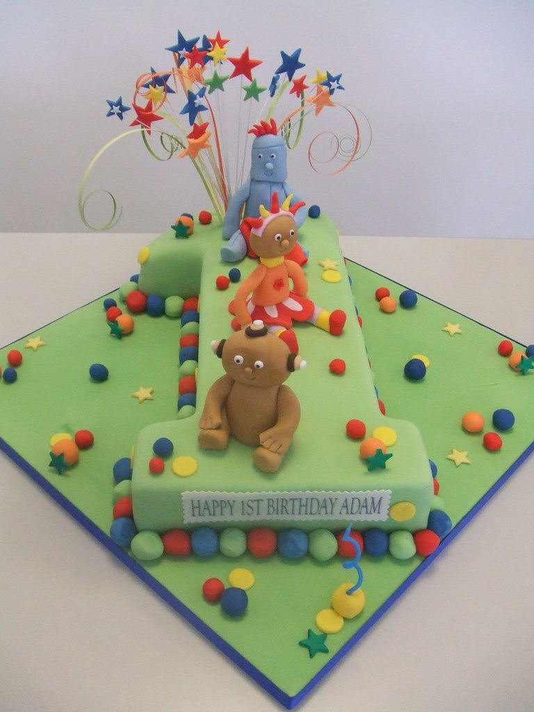 CAKE - In the night garden | by Jules | Jules enquiries@cakechester ...