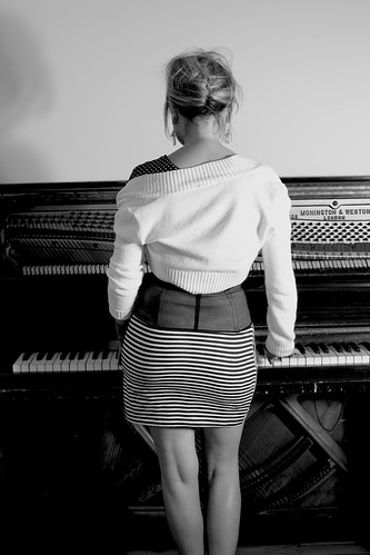 Girl at a Piano | by Nick Layton Photography