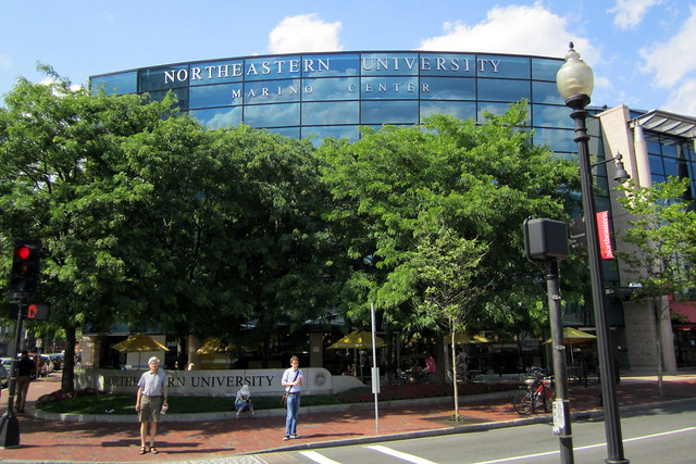 Northeastern University Food Court