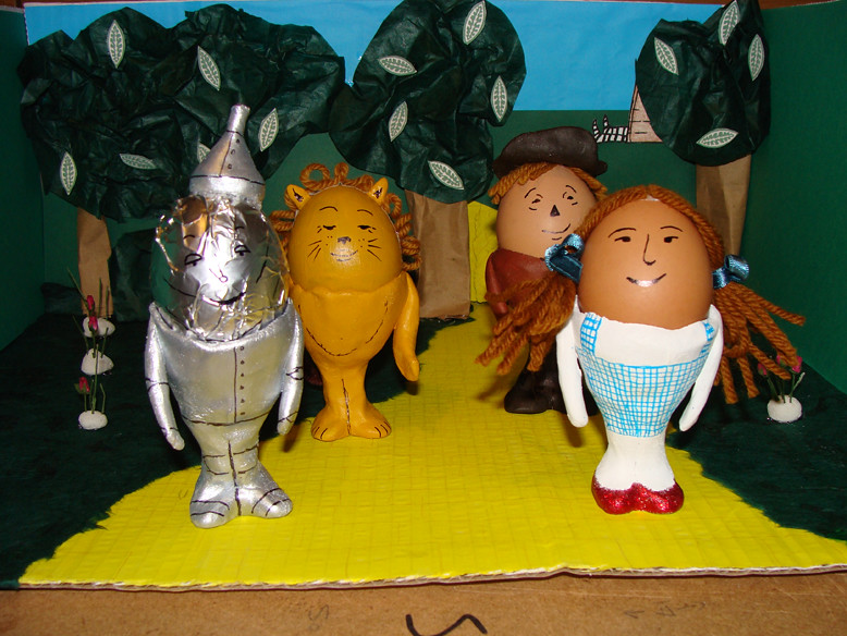Wizard Of Oz Cake Toppers Figurines