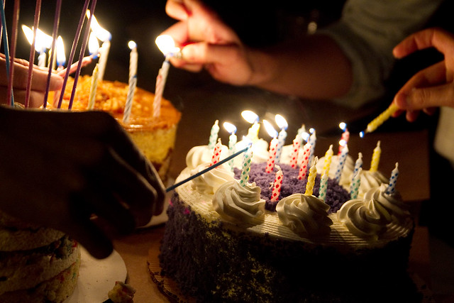 How to throw a surprise birthday party (from someone who has been surprised too many times)