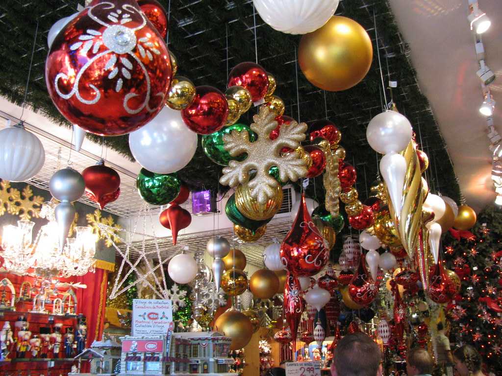 Noël Éternel - A Christmas Store | Montreal | FWCA | Flickr