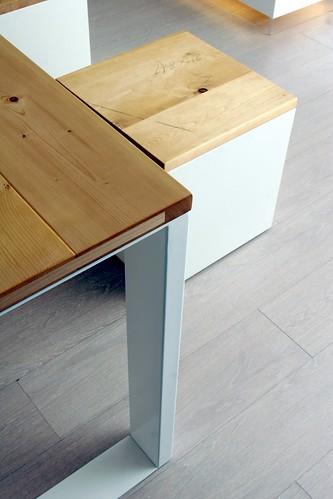 Mobili di design in legno naturale clab4design sta per cre flickr - Mobili legno naturale ...