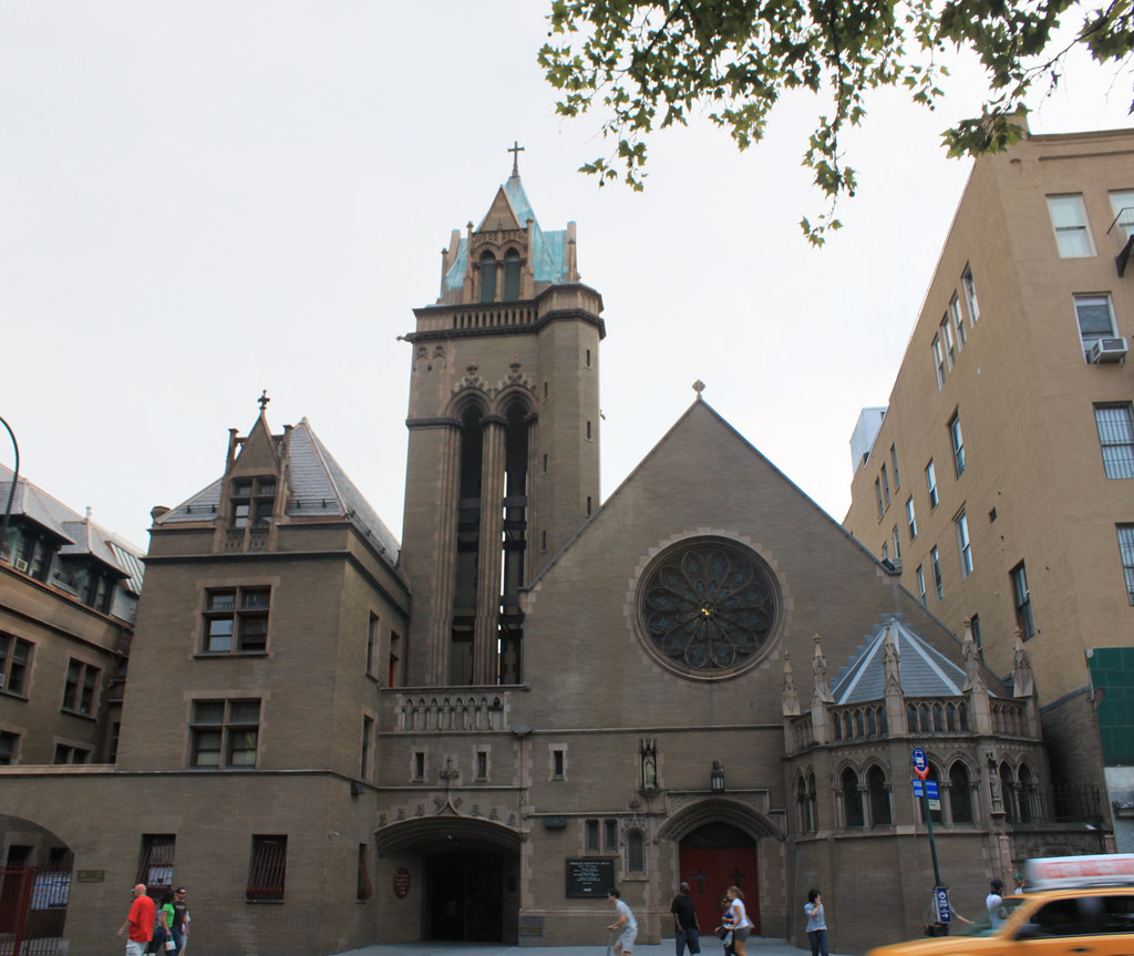 Explore This Immaculate New: Church Of The Immaculate Conception