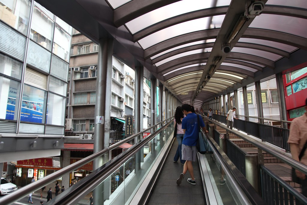 Central & Mid-Levels Escalator