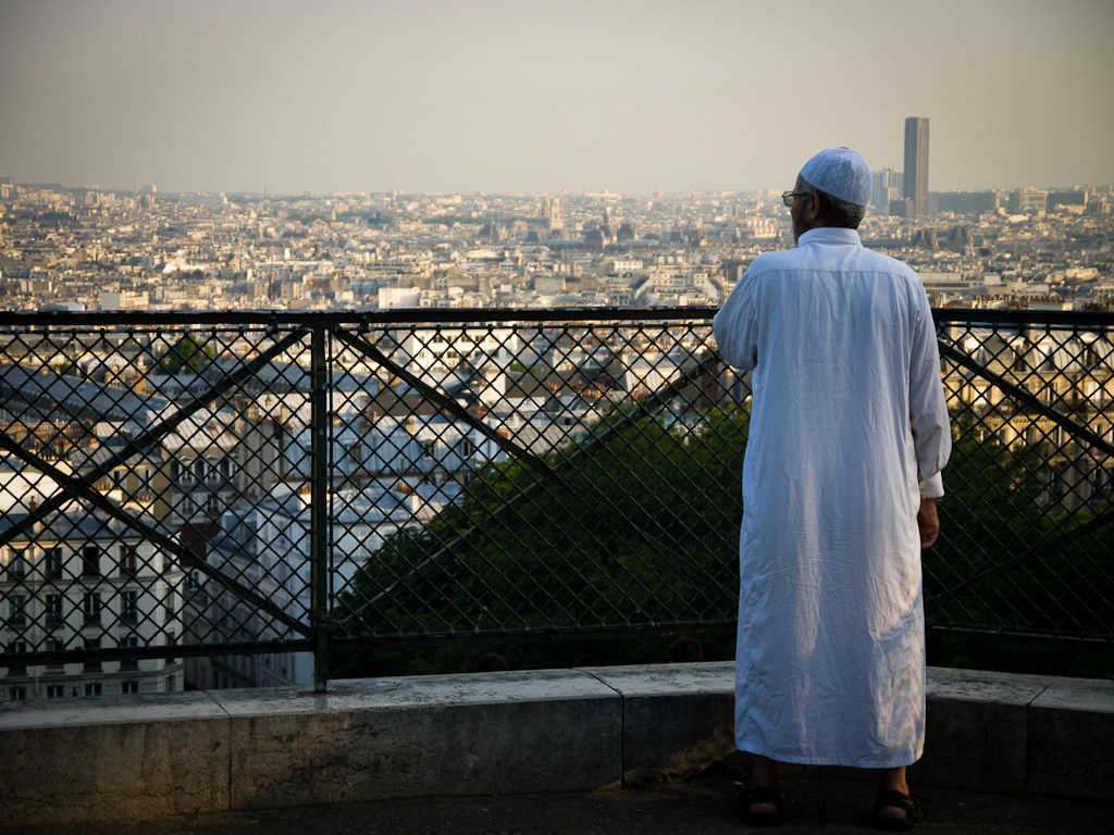 muslim islam paris election montmartre