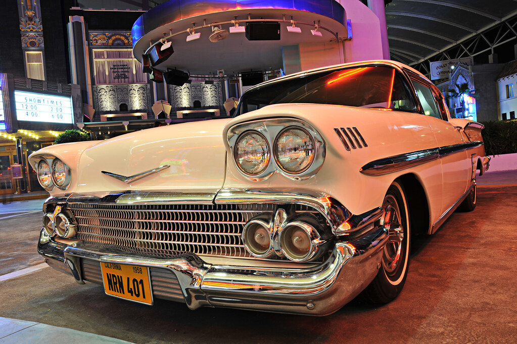 Universal Studios Singapore Vintage Car A Night Out At U Flickr