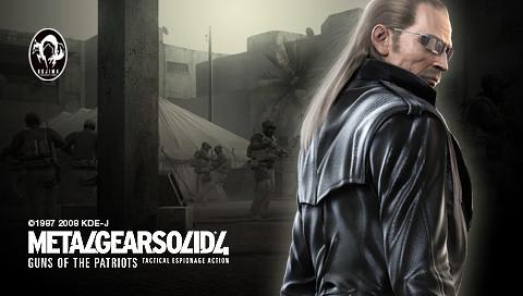 Voice Of Ocelot - Metal Gear   Behind The Voice Actors