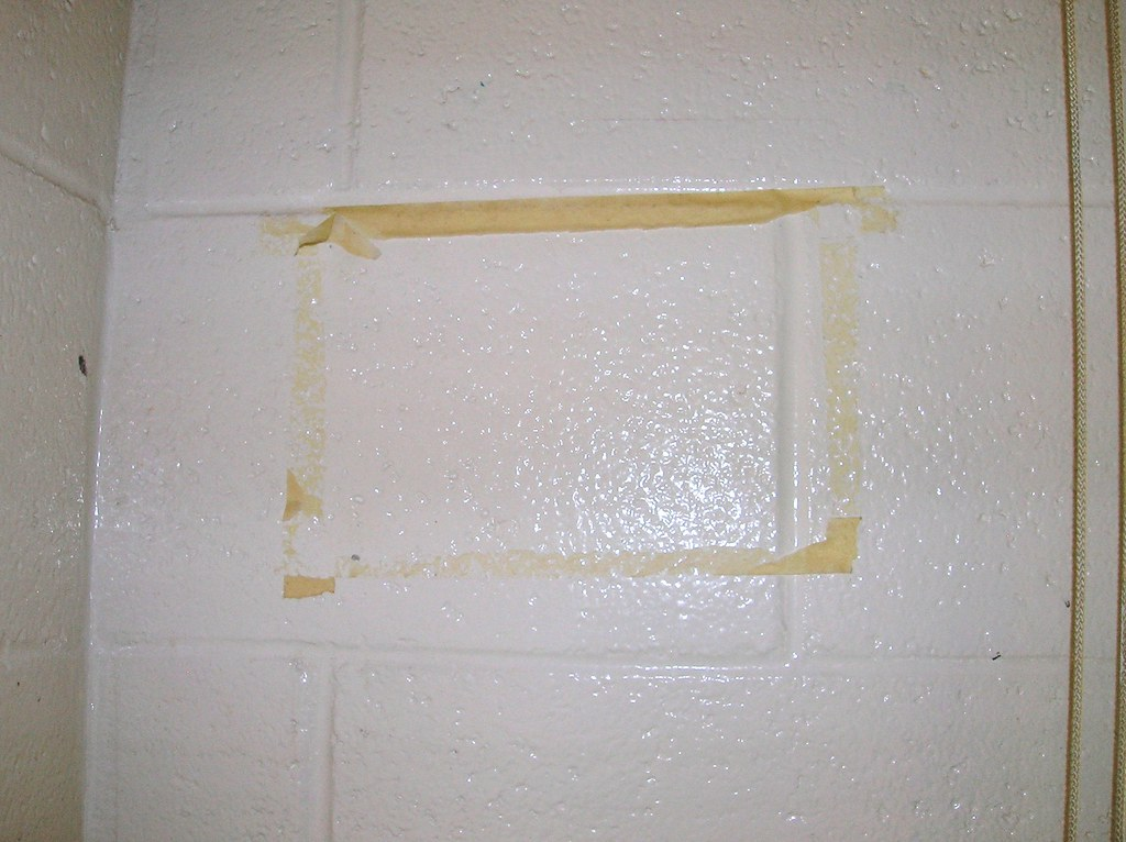 Masking Tape is Bad for Walls
