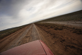 Driving to Altai | by goingslowly