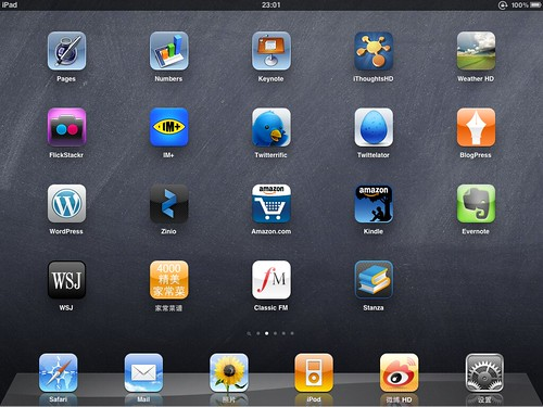iPad apps 2/5 | by bfishadow