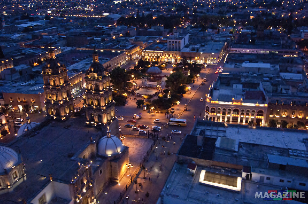 Centro de la ciudad de durango con iluminaci n especial for B b new york centro