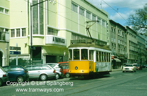 Lisbon Tramways in 2000 | by leifspangberg