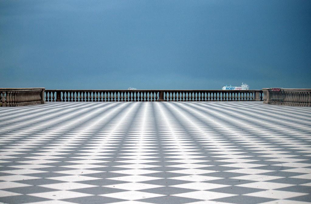 Livorno - Terrazza Mascagni | sergio barbieri | Flickr